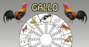 El gallo (1921 - 1933 - 1945 - 1957 - 1969 - 1981 - 1993 - 2005)