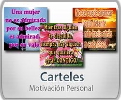 Carteles de Motivacion Personal