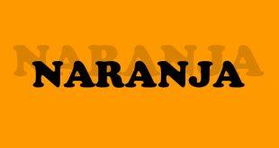 Personalidad del aura color naranja
