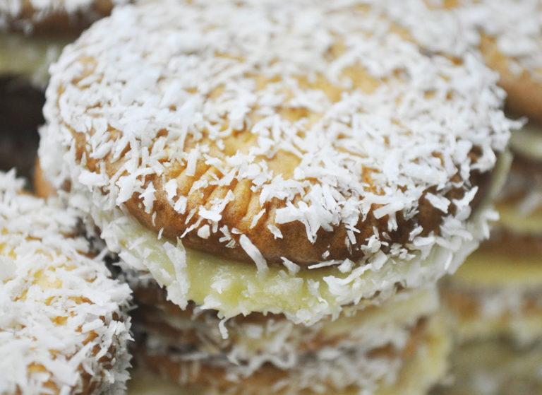 Pastelitos de galleta María