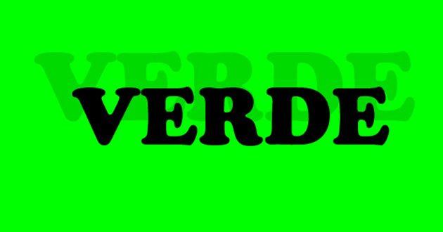 Personalidad aura color verde