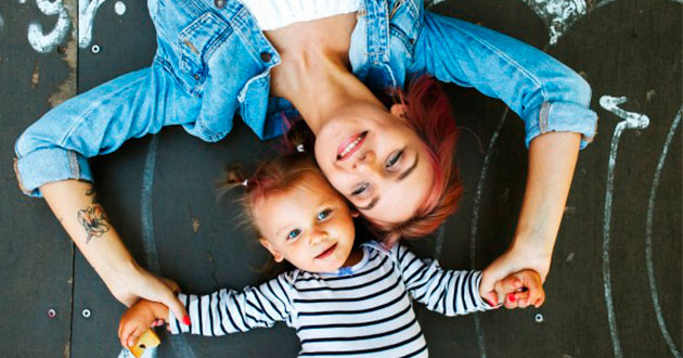 No por ser madre se deja de ser mujer