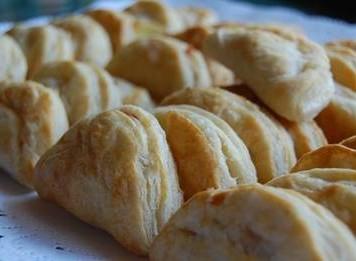 Empanaditas de hojaldre