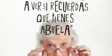 Recuerda que tienes abuela