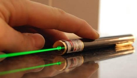 juguete laser