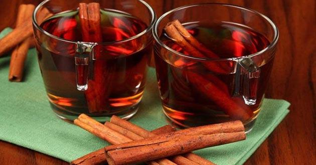 Cómo preparar té de canela