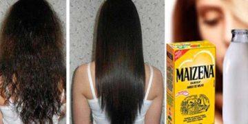 Cuida tu cabello con maizena