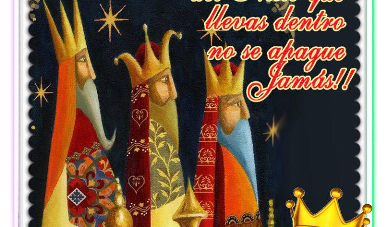 La ilusión del día de reyes