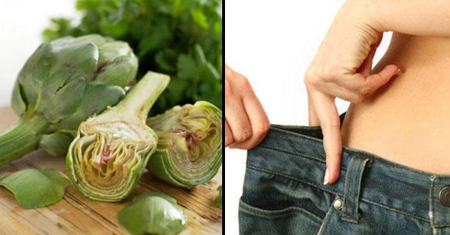 Remedio de alcachofa para adelgazar