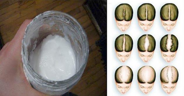 Tu cabello crecerá con este champú de bicarbonato de sodio