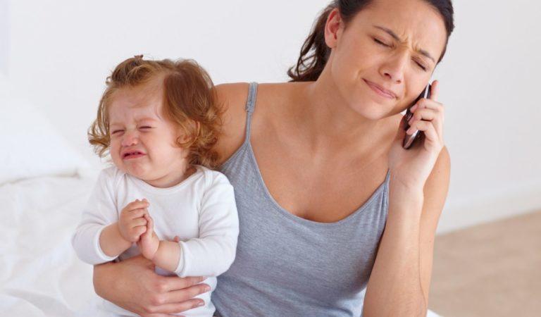 Mamás necesitan vacaciones SOLAS, al menos una vez al año