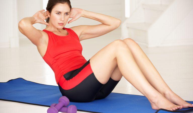 6 ejercicios muy efectivos para mujeres mayores de 40 años