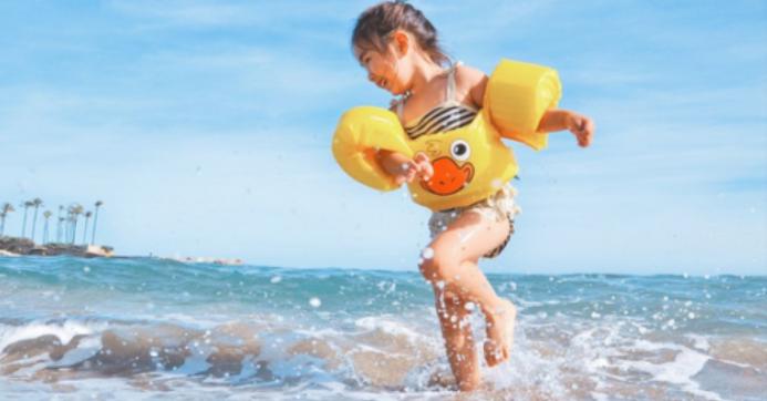 Los niños son más felices con viajes que con bienes materiales